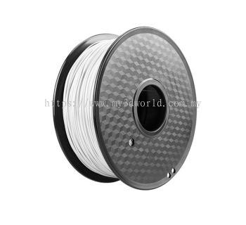 1.75mm PLA Material (1KG) - WHITE