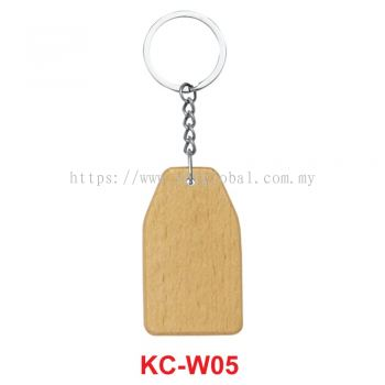 WOODEN KEYCHAIN(WITH BOX) - KCW 05
