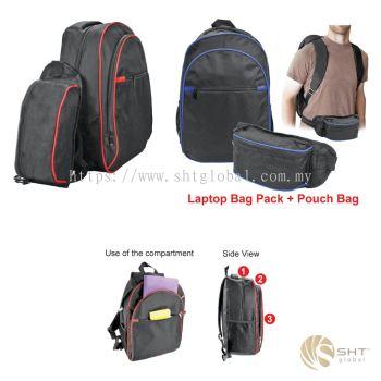 LAPTOP BACKPACK - LT 4380