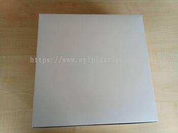 PAPER CAKE BOX WHITE (11X11X5)
