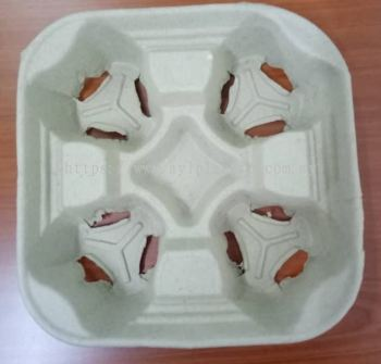 CUP TRAY (9X9)