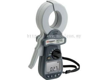 MEGGER Earth Resistance Clamp Meter (DET14 & DET24C)