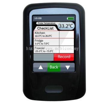 Handheld Temperature Recorder (EL-ENVIROPAD-TC)
