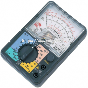 KYORITSU 1110 Analogue Multimeter
