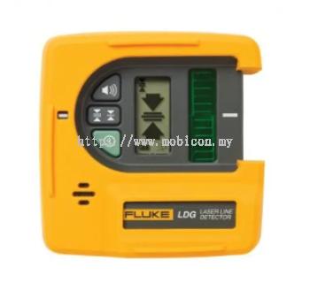 FLUKE LDR and FLUKE LDG Laser Line Detectors
