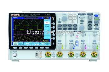 GW INSTEK GDS-3000 Series Digital Storage Oscilloscope