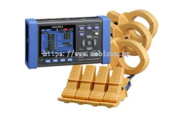 HIOKI PW3365 Clamp On Power Logger