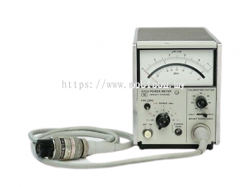 KEYSIGHT 432A Analog Power Meter