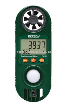 EXTECH EN100 : 11-in-1 Environmental Meter
