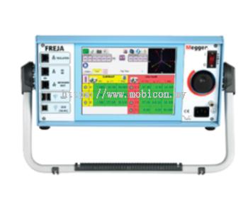 MEGGER FREJA543 Relay Test System