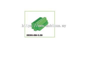 DEGSON 2EDG-DB-5.08 PLUGGABLE TERMINAL BLOCK
