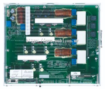GW INSTEK PEK-550 Three-Phase PV Inverter Developer's Kit
