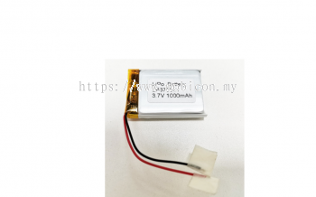 EEMB LP605255 Li-ion Polymer Battery