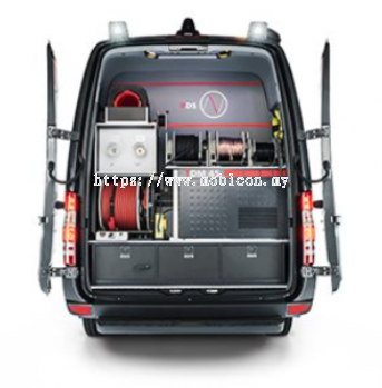 MEGGER Centrix 2.0 The World Most Modern and Powerful Cable Test Van System