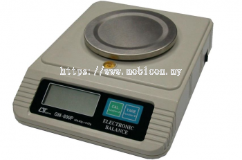 LUTRON GM-600P Digital Balance (600g x 0.02g)