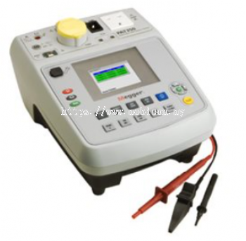 MEGGER PAT320 and PAT350 Portable Appliance Tester