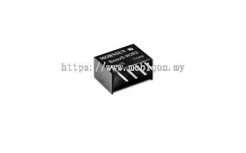 MORNSUN B_S-W2R2 SIP/DIP Unregulated Output (0.25-3W)