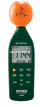 EXTECH 480846 : 8GHz RF Electromagnetic Field Strength Meter