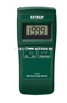 EXTECH EMF300 : Microwave Leakage Detector
