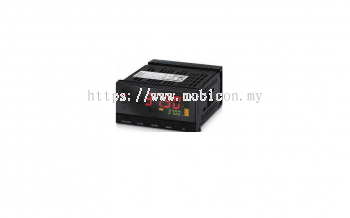 OMRON K3HB-H New High-speed, High-precision Temperature Indicator
