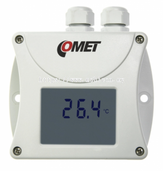 COMET T4311 Temperature transmitter with RS232 interface