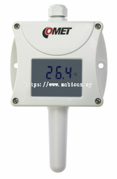 COMET T0310 Temperature transmitter with RS232 output