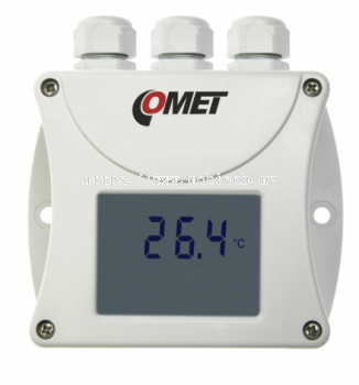 COMET T4411 Temperature transmitter with RS485 interface