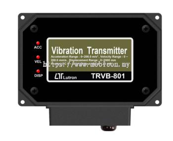 LUTRON TRVB-801 VIBRATION TRANSMITTER