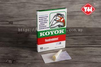 HundredPlast Koyok (MAL13115220XC) - 10 Pieces