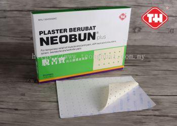 Plaster Berubat Neobun Plus (MAL13045059XC) - 24