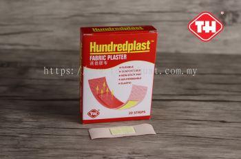 HundredPlast Fabric Plaster - 20PCS