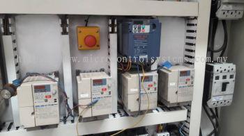 Yaskawa inverter systems repair, installation and program