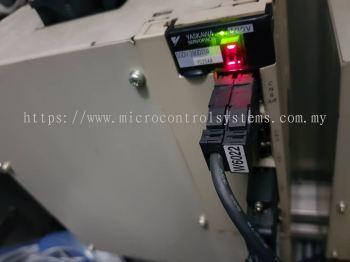 Yaskawa Servo drive with mechatrolink control repair, installation and program