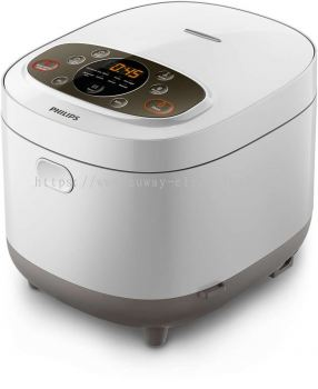 PHILIPS FUZZY LOGIC RICE COOKER HD4533