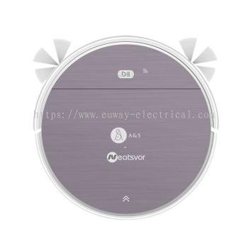 A&S V390 SMART ROBOTIC VACUUM CLEANER