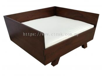 Pet Bed with Cushion 2