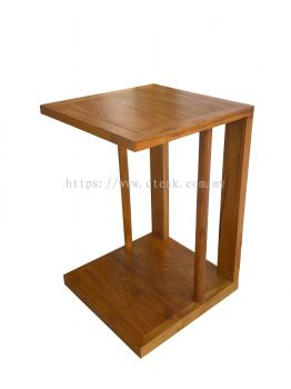 C Shape Side Table