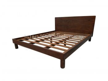 Bed Queen Size (D2)