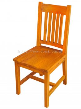 Dining Chair (Model 633) (Natural)