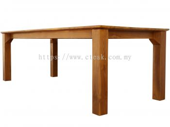 Dining Table (Model 231) ~ 8 to 10 Seater