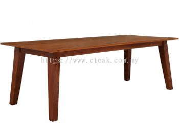 Dining Table (Model 232) ~ 8 to 10 Seater