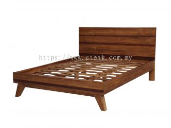 Bed King Size (Model 345)