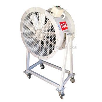 Axial Standing Fan