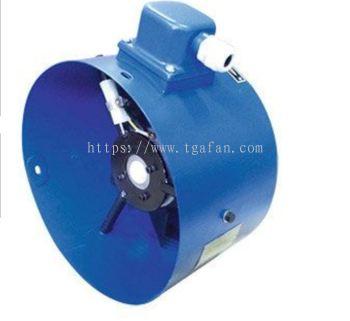 Motor Force Cooling Fan