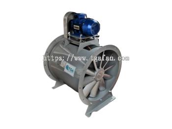 Belt Drive Axial Fan