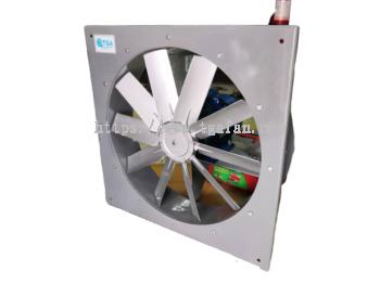 Plate Axial Propeller Fan