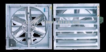 Belt Drive Panel Fan