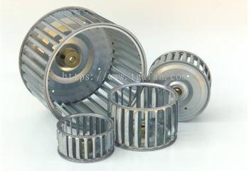 Single Fan Wheel