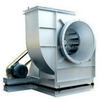 Belt Drive Centrifugal Fan