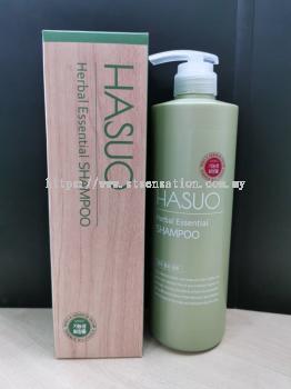 HASUO Herbal Essential Shampoo